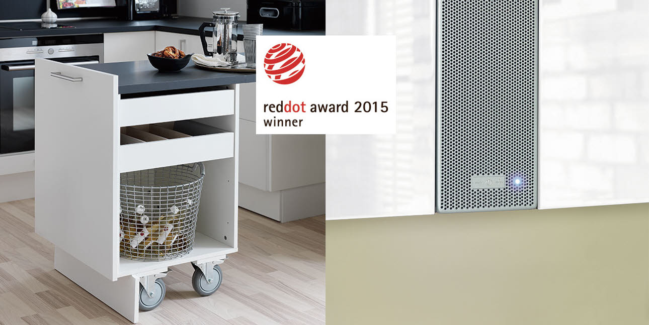 Red Dot Design Award Smart Benk og SoundUnit